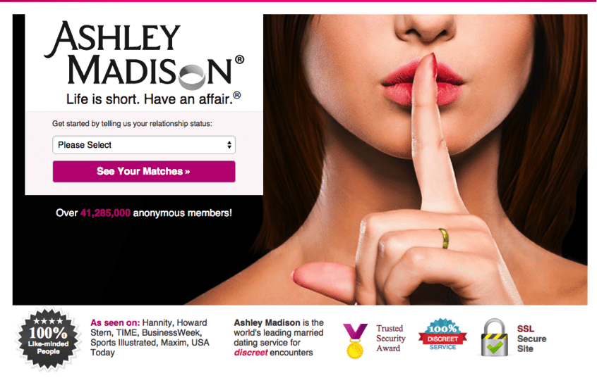Ashley Madison and Your Marriage